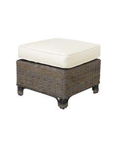 Panama Jack Exuma Ottoman with Cushion