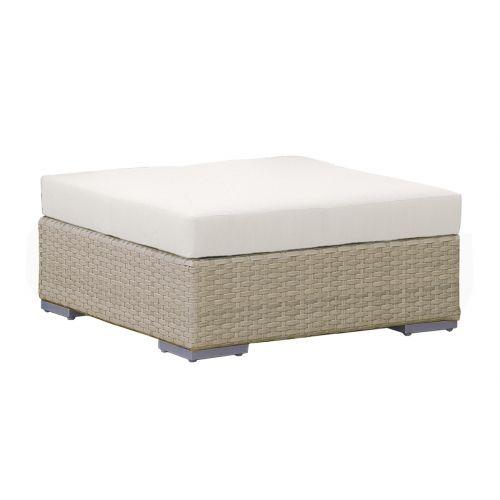 Rubix Ottoman with Cushion