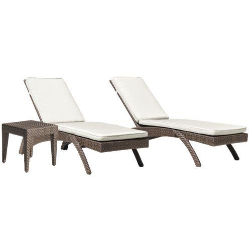 Panama Jack Oasis 3 PC Chaise Lounge