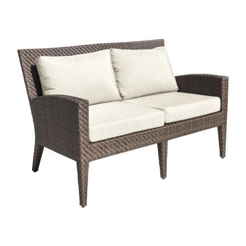 Panama Jack Oasis Loveseat with Cushions