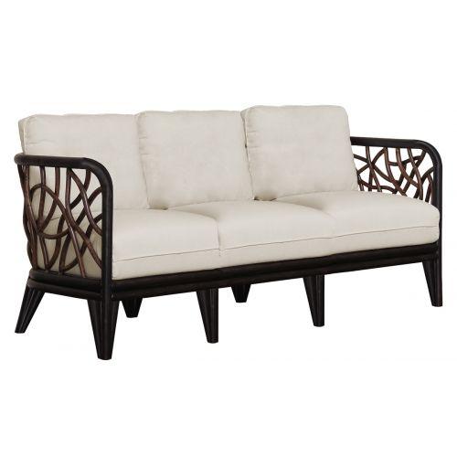Panama Jack Trinidad Sofa with Cushions