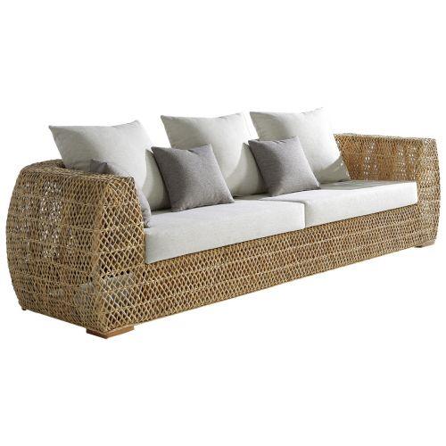 Panama Jack Sumatra Sofa with Cushions