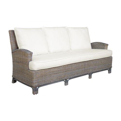 Panama Jack Exuma Sofa with Cushions