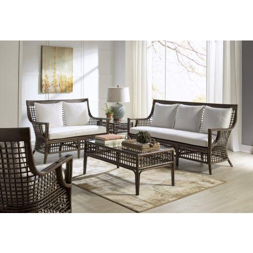 Panama Jack Millbrook 5 PC Living Set with Cushions
